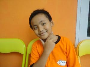 Siswa APIQ Juara Calistung