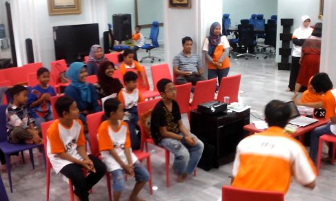 Asyiknya Matematika di Jakarta Selatan
