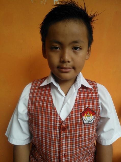 Haidar APIQ Juara Calistung